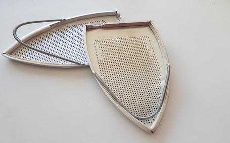 Bases para ferros de alumínio